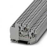 Двухъярусная пружинная клемма - STTB 2,5-PT100 MD - 3035564