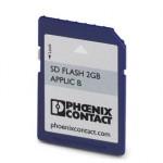Модуль памяти настроек программ/конфиг. данных - SD FLASH 2GB APPLIC B - 2402855