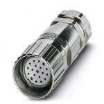 Соединитель (гнездо) - V-RC/TGUM 13/KVD 13/LBL 16+3 - 1000042