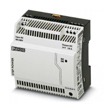 Источники питания - STEP-PS/ 1AC/24DC/3.8/C2LPS - 2868677