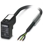 Кабель для датчика / исполнительного элемента - SAC-3P-10,0-PVC/CI-1L-Z - 1400605