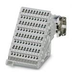 Адаптер клеммного модуля - HC-D 40-A-TWIN-PER-F - 1580163