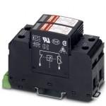 Разрядник для защиты от импульсных перенапряжений, тип 2 - VAL-MS 230/2+0-FM - 2800102