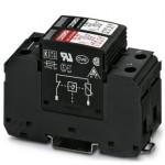 Разрядник для защиты от импульсных перенапряжений, тип 2 - VAL-MS 230/1+1 - 2804429