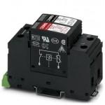 Разрядник для защиты от импульсных перенапряжений, тип 2 - VAL-MS 230/1+1-FM - 2804432