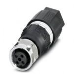 Соединитель для датчика/исполнительного устройства - SACC-M12FS-4QO-0,75-VA - 1440782