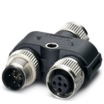 Y-разветвитель - SAC-5PY-F/M-F VP SH - 1419933