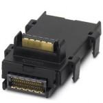 Разъем для подсоединения кабеля шины - AXL F BS F - 2688129
