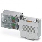Шинный штекер D-SUB - SUBCON-PLUS-PROFIB/90/IDC - 2313672