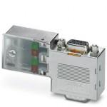Шинный штекер D-SUB - SUBCON-PLUS-PROFIB/90/PG/SC - 2313708