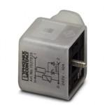 Штекерный модуль для электромагнитного клапана - SACC-V-3CON-PG9/A-1L-SV 240V - 1527935