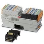 Модуль ввода-вывода - AXL F DO16/3 2F - 2688048