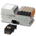 Модуль ввода-вывода - AXL F DO32/1 1F - 2688051