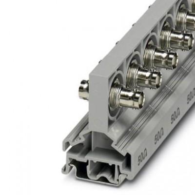 Штекер / адаптер - BNC-V 75 - 2805070