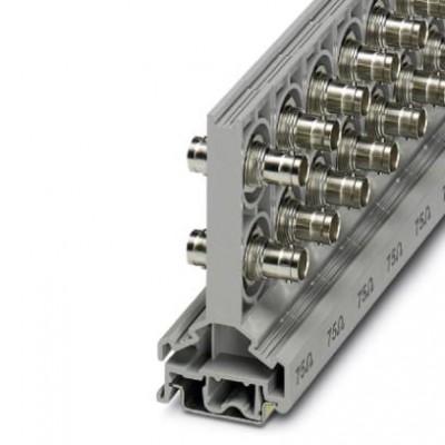 Штекер / адаптер - BNC-DV 75 - 2805083