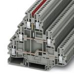 Клеммный блок - UT 2,5-3L-LA24RD/O-M - 3214288