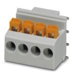 Клеммные блоки для печатного монтажа - FKDSO 2,5/ 4-R KMGY - 2200320