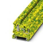 Клемма защитного провода - UT 6/1P-PE - 3060555