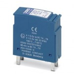 Штекерный модуль для защиты от перенапр-й - PT 2XEX(I)-24DC-ST - 2838225