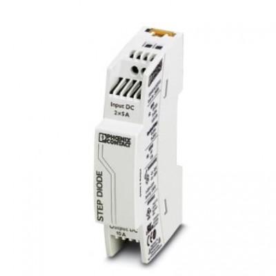 Резервные модули - STEP-DIODE/5-24DC/2X5/1X10 - 2868606