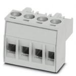 Разъем печатной платы - MSTBT 2,5 HC/ 4-STP BK - 2200482