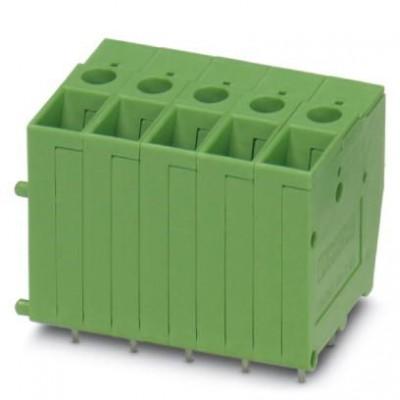 Клеммные блоки для печатного монтажа - FRONT 4-V-7,62/3 OHNE ZAPFEN - 1700558
