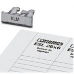 Держатель маркировки клеммных коробок - KLM + ESL 26X6 - 0809395