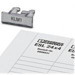 Держатель маркировки клеммных коробок - KLM 1 + ESL 24X4 - 0809382