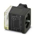 Штекерный модуль для электромагнитного клапана - SACC-VB-3CON-M16/A-GVL 12/24V - 1452178
