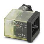 Штекерный модуль для электромагнитного клапана - SACC-VB-3CON-M16/B-1L-SV 24V - 1452204