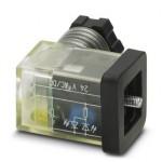 Штекерный модуль для электромагнитного клапана - SACC-VB-3CON-M12/C-1L-SV 24V - 1452262