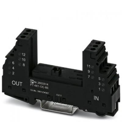 Базовый элемент для защиты от перенапряжений - PT 4X1-OC-BE - 2800614