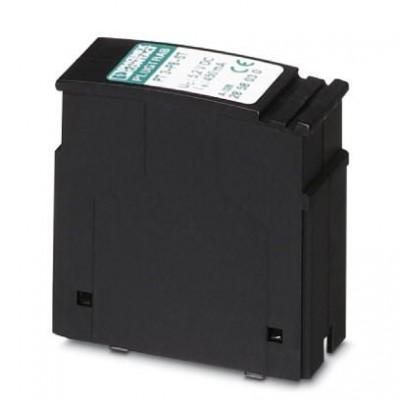 Штекерный модуль для защиты от перенапр-й - PT 3-PB-ST - 2858030