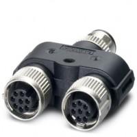 Y-разветвитель - SAC-8PY-M/2XF BK 2-PSR - 1054339