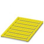 Marker for terminal blocks - UCT1-TMF 6 YE CUS - 0829727