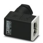Штекерный модуль для электромагнитного клапана - SACC-V-4CON-PG7/C-3+PE - 1511967