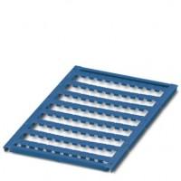 Маркировка для клеммных модулей - UC1-TMF 6 BU - 0828212