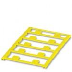 Пластиковая табличка - UC-EMLP (11X9) YE - 0822602
