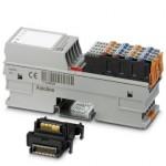 Модуль ввода-вывода - AXL F DO8/2 2A 1H - 2688381