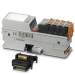 Модуль ввода-вывода - AXL F DO16/1 1H - 2688349