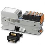 Модуль ввода-вывода - AXL F DI16/1 1H - 2688310