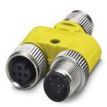 Y-разветвитель - IB L2-M ESTOP-ADAP 1/1 M12 - 2819189