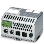 Промышленный коммутатор - FL SWITCH IRT 2TX 2POF - 2700691