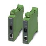Преобразователь оптоволоконного интерфейса - FL MC EF WDM-SET SC - 2902660