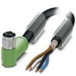 Силовой кабель - SAC-4P-FRT/ 1,5-PUR SH SCO - 1424116