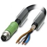Силовой кабель - SAC-4P-MST/ 1,5-PUR SH SCO - 1424120
