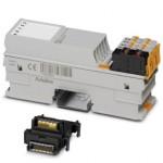 Функциональный модуль - AXL F SSI1 AO1 1H - 2688433