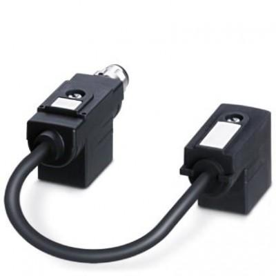 Адаптер двойного разъема клапана - SAC-MR/0,2-116/2XB-1L-Z SCO - 1458334