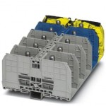 Болтовые клеммы - RBO 12-3L/N/FE - 3076303