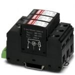 Разрядник для защиты от импульсных перенапряжений, тип 2 - VAL-MS 1000DC-PV/2+V-FM - 2800627